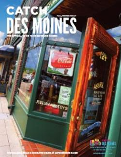 Catch Des Moines Visitors Guide Fall Winter 16-17