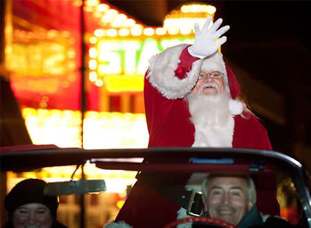 Santa's Arrival & Tree Lighting