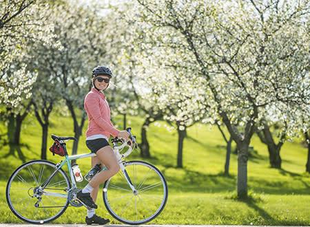 Cherry Cycling