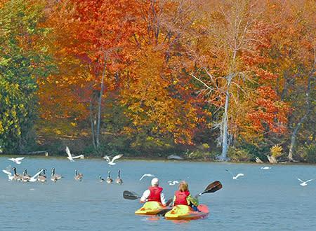 Boardman Lake Kayak