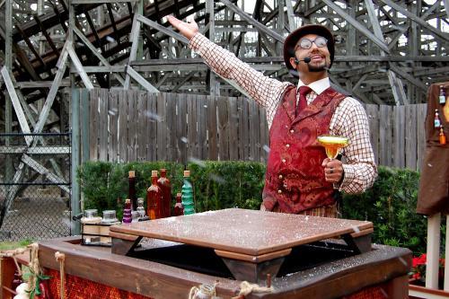 Food and Wine Festival Busch Gardens