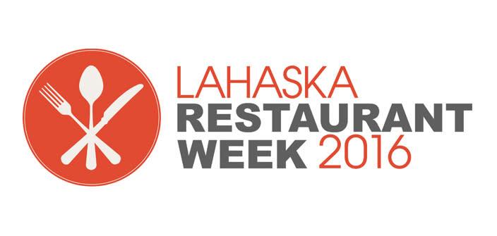 Lahaska Restaurant Week Logo