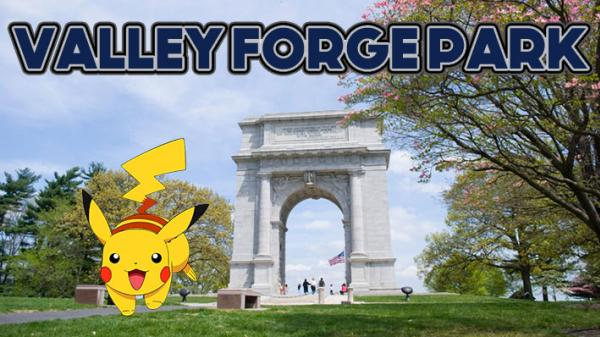 Pokemon - Valley Forge Park