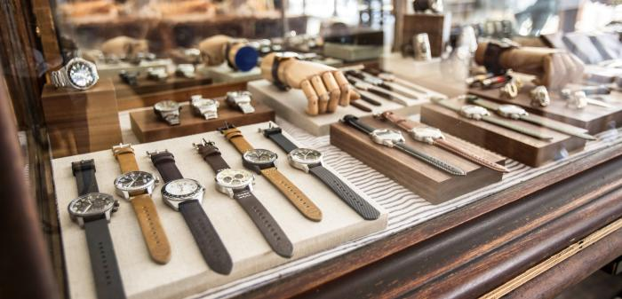 Watches at Stag Provisions for Men