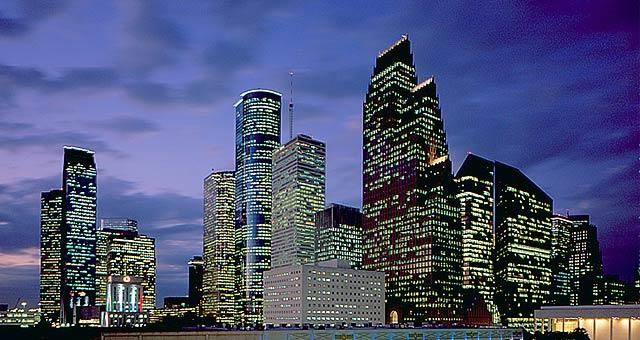 Houston's Downtown Skyline