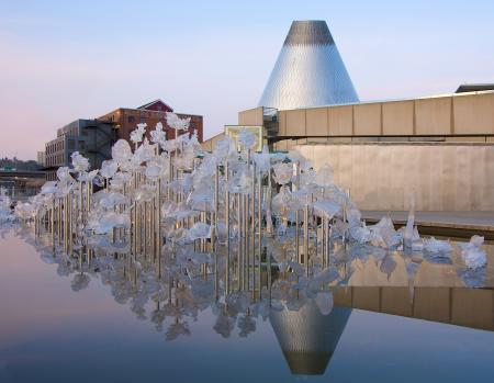 Museum of Glass - Fluent Steps in Tacoma, Washington