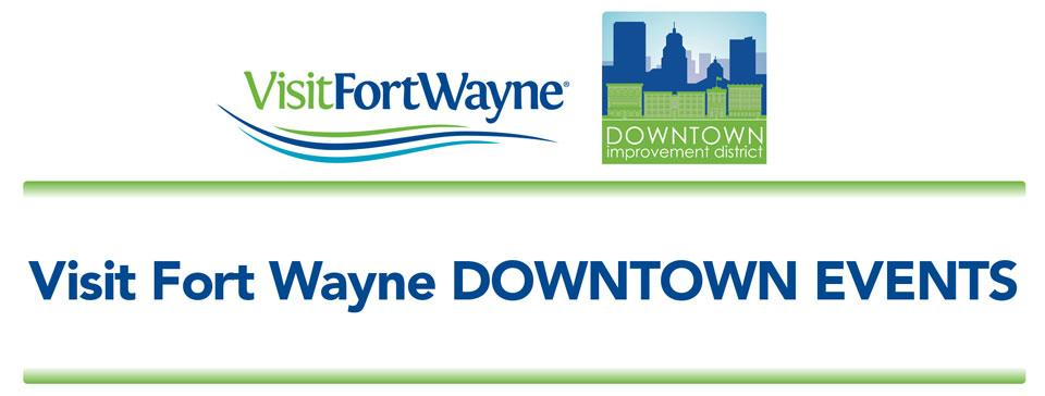 Downtown Events Calendar - Header