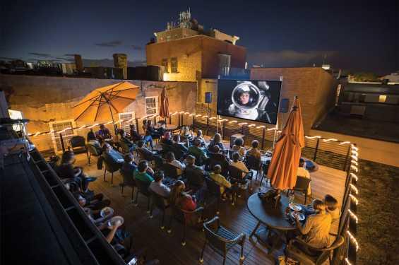 FilmScene Rooftop