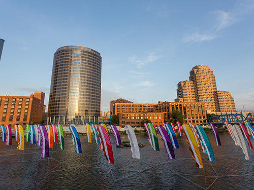 ArtPrize in Downtown Grand Rapids