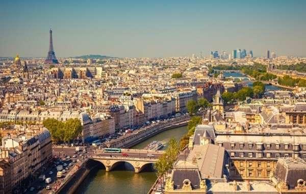 A Week in Paris with Marlin Darrah