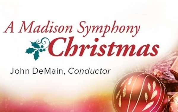 Club 201 at MSO's A Madison Symphony Christmas