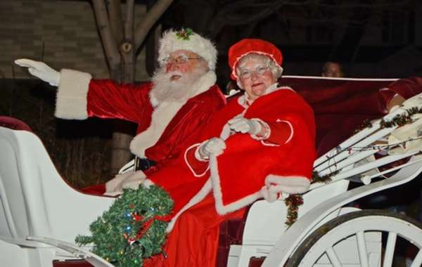 22nd Annual Lighted Holiday Parade
