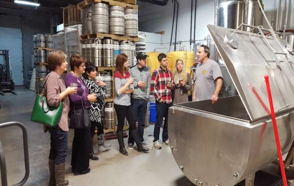 Madison Brewery Bus Tour