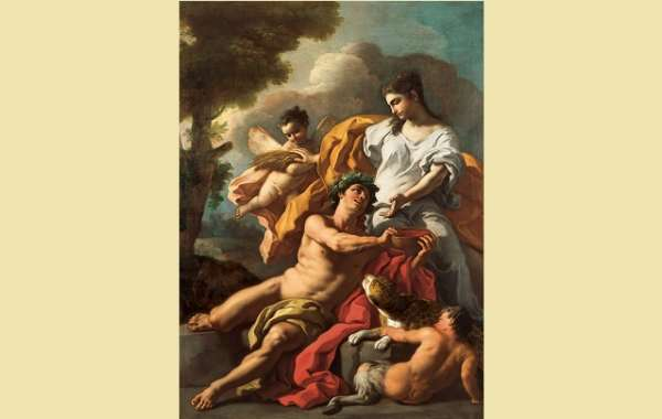 Lecture and Reception - In the Light of Naples: The Art of Francesco de Mura