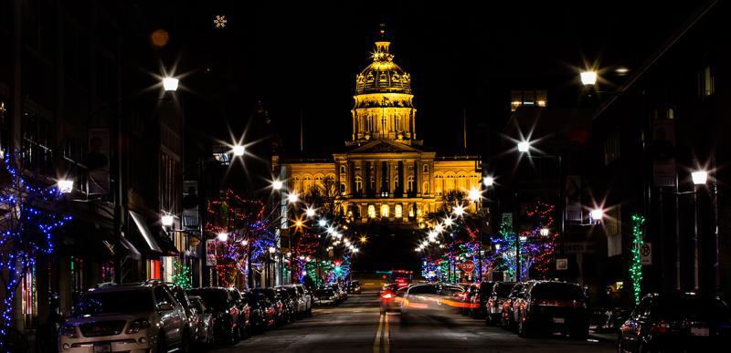 Winter in Des Moines 2016