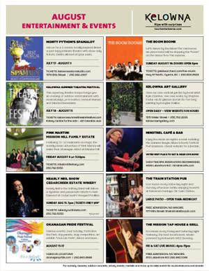 Entertainment & Events Thumbnail