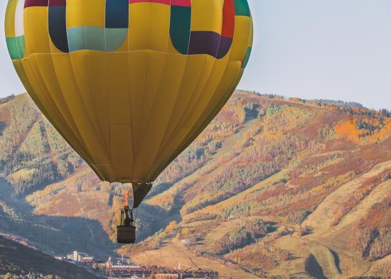 Hot Air Balloon for Blog