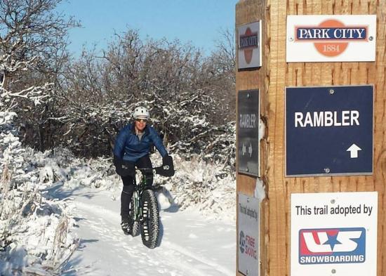 Storm Cycles - Snow Biking - Blog