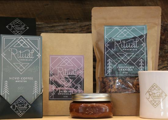Ritual Chocolate Holiday Gift Guide