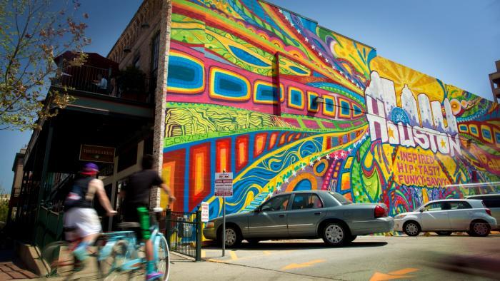 Houston Mural Gonzo