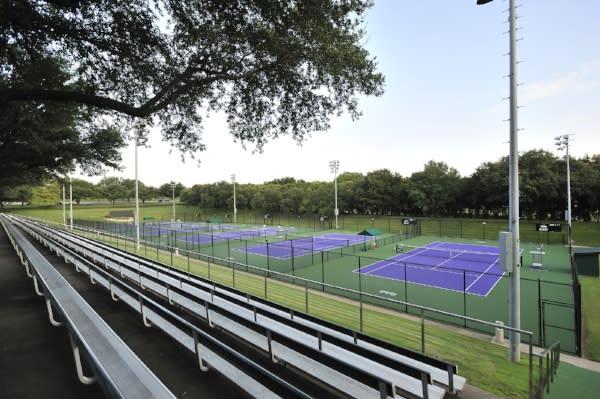 Bayard H Friedman Tennis Facility TCU