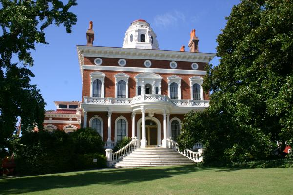 The Hay House in Macon, Georgia