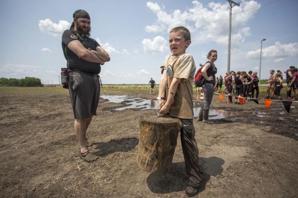 Tough Mudder Lifting Log