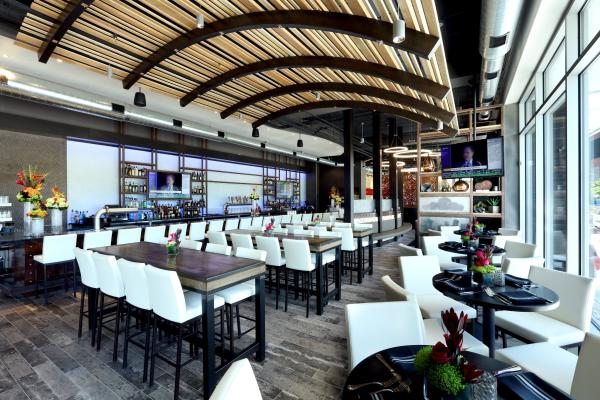 Wheelhouse restaurant interior