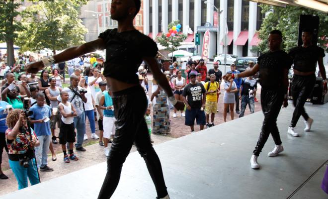 Newark Dancing