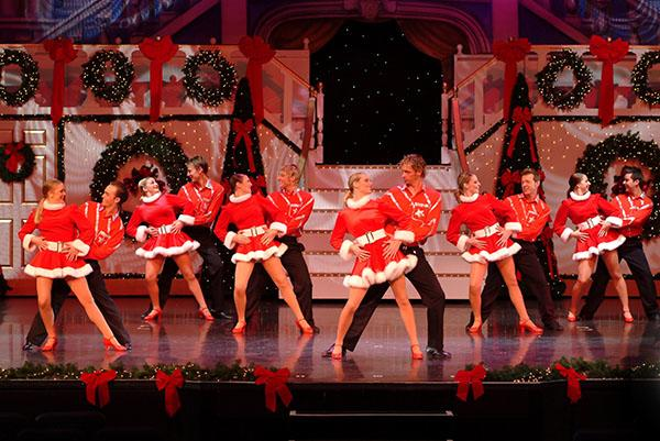 Broadway Christmas Wonderland
