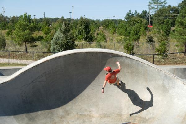 Skate Park Athens GA
