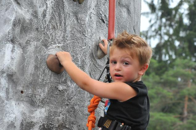 Rock Climbing in the Laurel Highlands