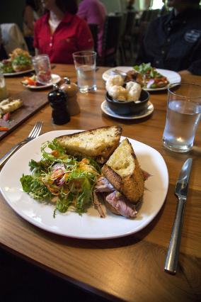 River & Rail Lunch - Food Itinerary