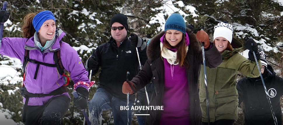 Connecting America - Outdoor Winter - Big Adventure