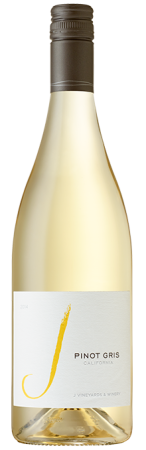 J Vineyards Pinot Gris 2015