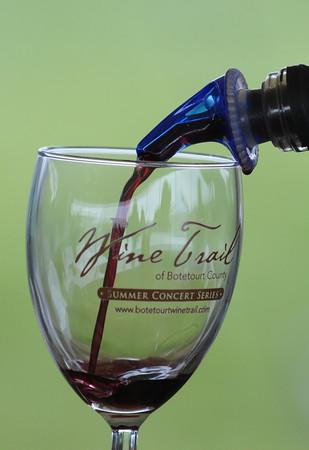 Wine Trail Botetourt - Wine Glass