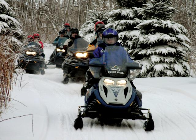 Seven Springs Snow Mobile Tours