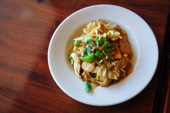 Pad See Ew from Savory Thai in Orem