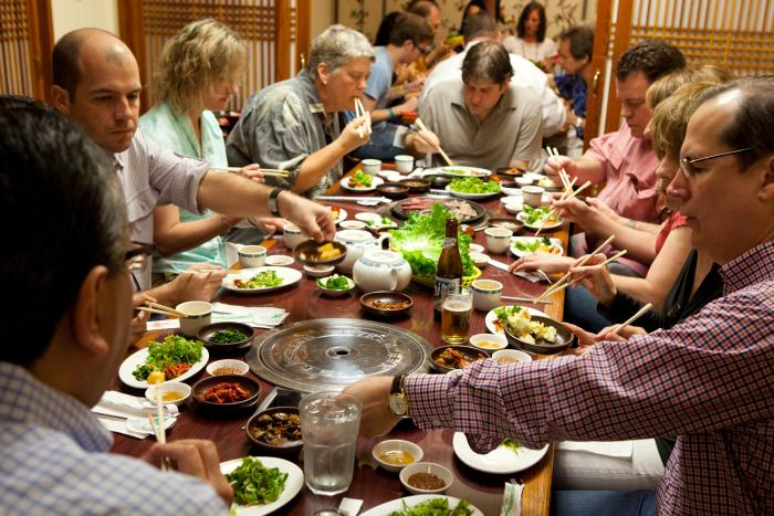 Houston Culinary Tours: Korean/Japanese Nam Gang