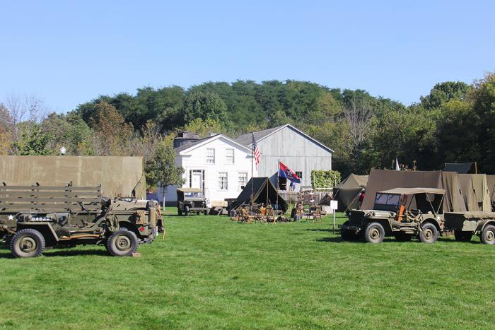 WWII Days grounds