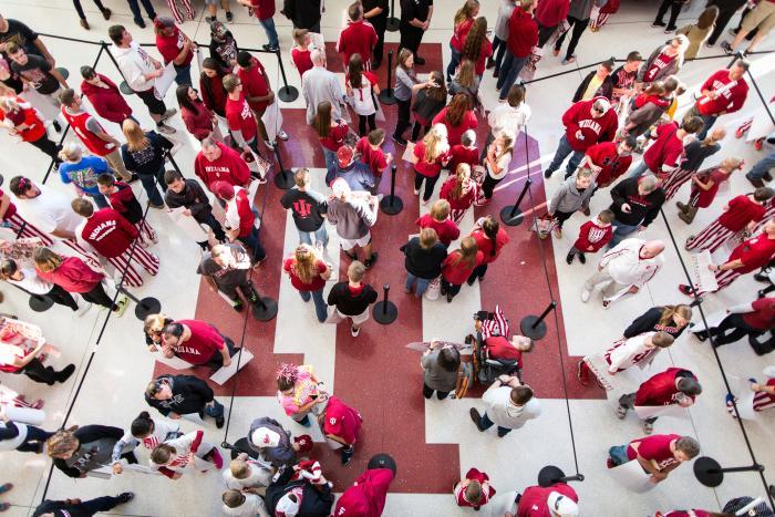 Assembly Hall lobby