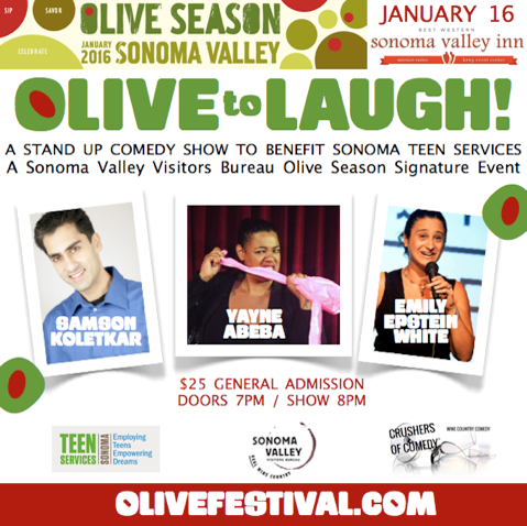 Olive to Laugh
