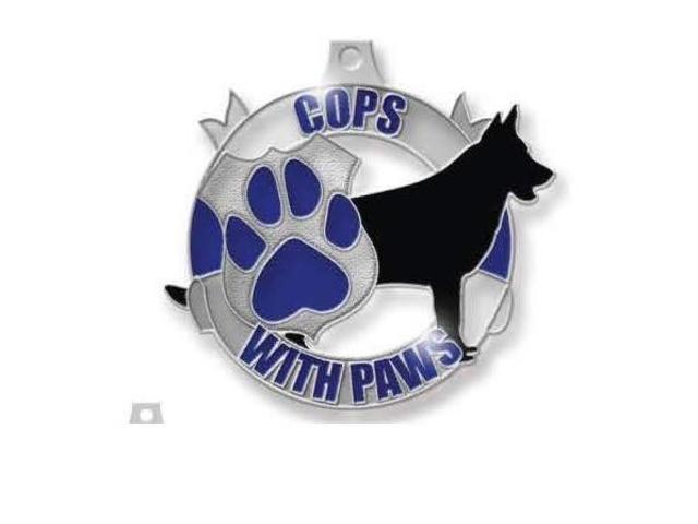 Cops with Paws