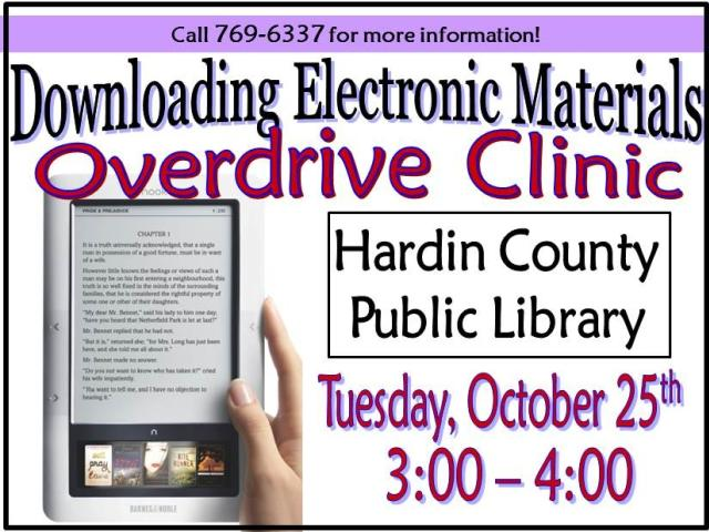 Overdrive Clinic
