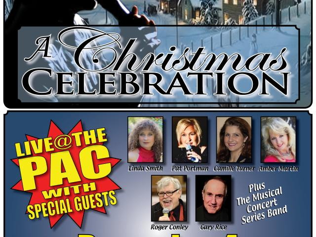 """A Christmas Celebration"", Glen Rice & Friends in Concert"