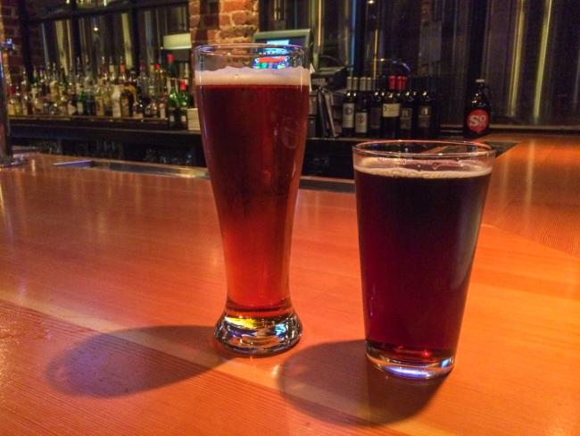 Craft Beers at South Street Brewery
