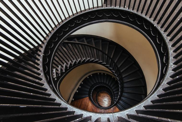 Masonic Hall Staircase