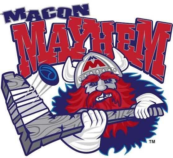 Macon Mayhem Logo