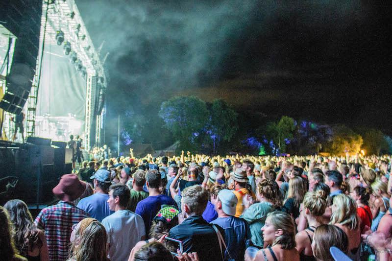 Favorite Local Festivals - Eaux Claires Festival - Photo by: Ty Randerson