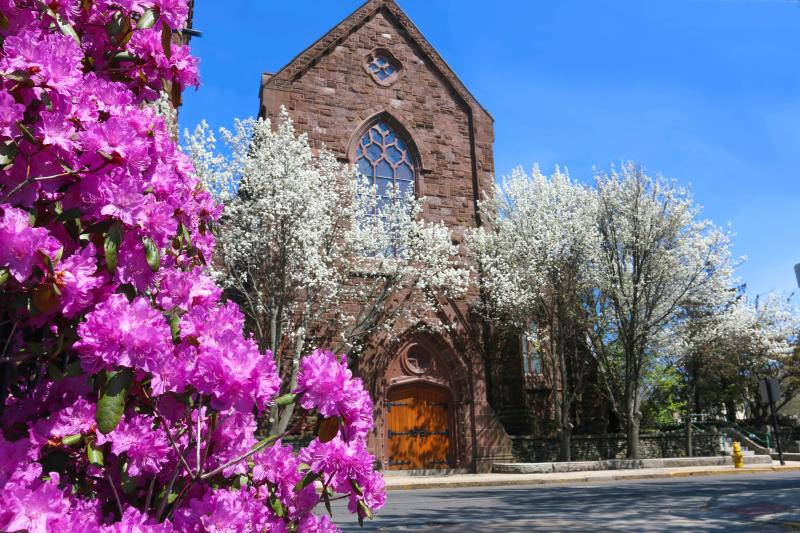 St. Mary's Spring 2016